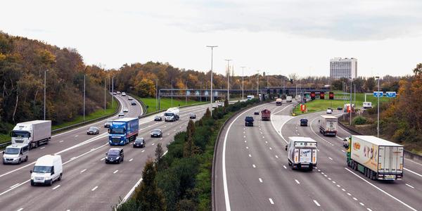 Wegwerken in Antwerpen